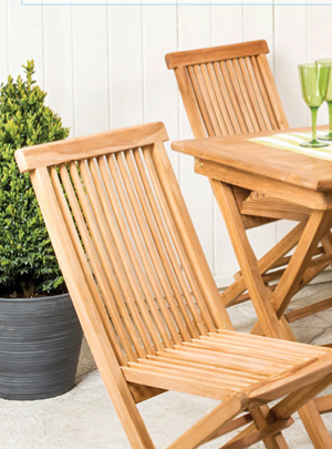 Bali Teak Patio Furniture Limited Stock