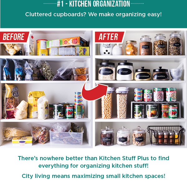 Home; Kitchen Cupboard Organization Ideas For You